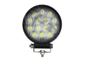 "LED Work Lamp - 4"" Round, 3360 Lumens"