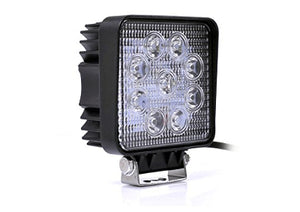 "LED Work Lamp - 4"" Square, 1755 Lumens"