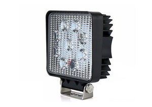 "LED Work Lamp - 4"" Square, 2160 Lumens"