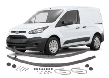 Ford - Transit Connect Tapered Extra Leaf Kit