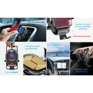GETIHU Car Phone Holder For iPhone X XS XR Max 8 Magnetic 360 Degree Support Mobile Air Vent Mount Car Holder Phone Stand in Car greniermonde GETIHU Car Phone Holder For iPhone X XS XR Max 8 Magnetic 360 Degree Support Mobile Air Vent Mount Car Holder Phone Stand in Car greniermonde