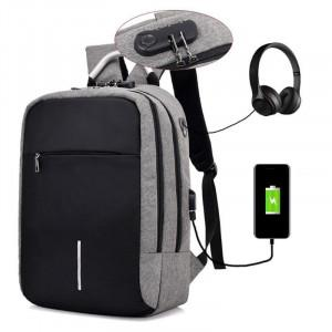 Unisex USB Charge Anti Theft Backpack Men Canvas Laptop Backpacks Fashion Travel School Bags Bagpack sac a dos mochila Schoolbag greniermonde Unisex USB Charge Anti Theft Backpack Men Canvas Laptop Backpacks Fashion Travel School Bags Bagpack sac a dos mochila Schoolbag greniermonde