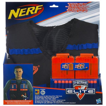 Gilet Tactique Nerf Elite