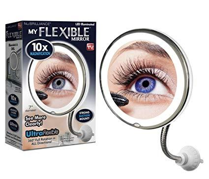 Miroir Led Maquillage flexible