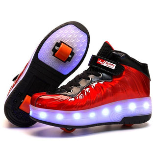 Basket a Roulette | Roller Shoes - KdoStore