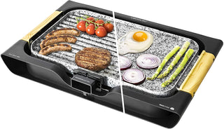 Plancha Grill Electrique Rock and Water - KdoStore