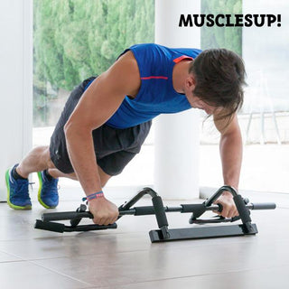 Barre de Traction musculation multifonctions - KdoStore