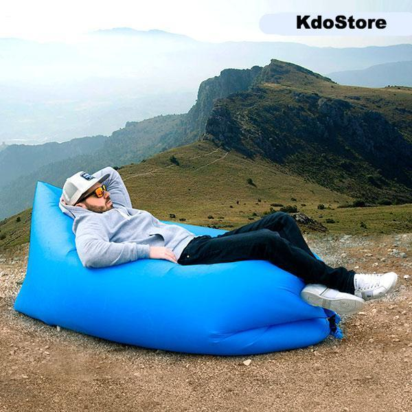 Pouf gonflable - KdoStore