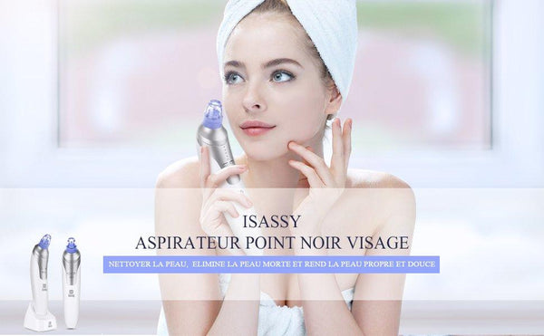 Aspirateur point noir