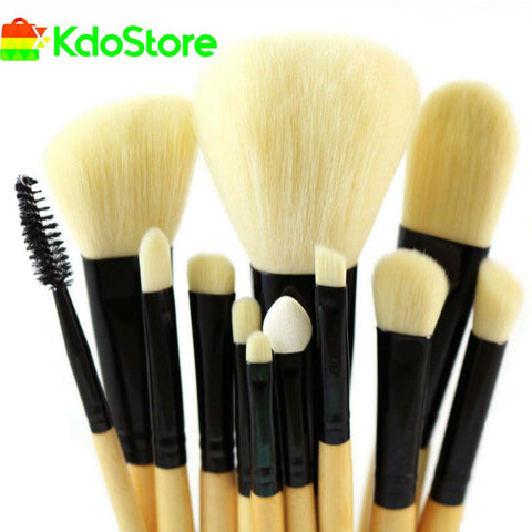 Kits Pinceaux Maquillage 5