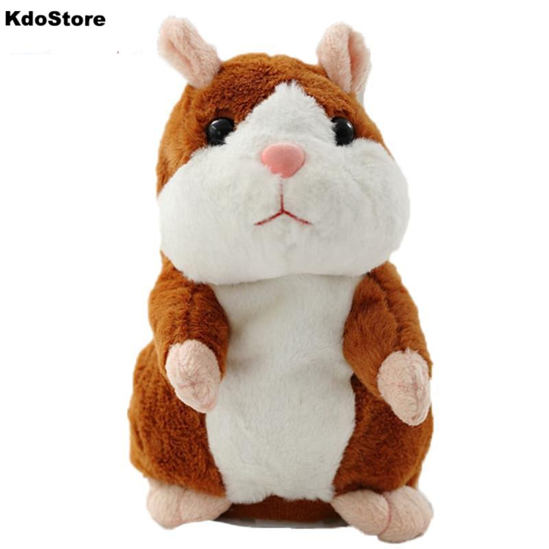 Peluche Parlante Hamster