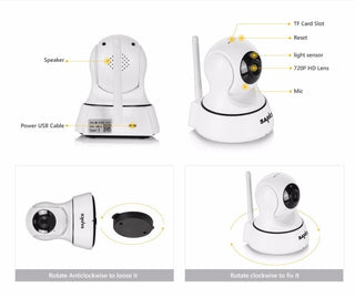 Camera IP Wifi - KdoStore