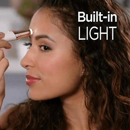 Epilateur sourcil - Finishing Touch Flawless Brows - Vu à la TV