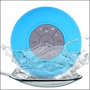 Mini Speaker Bluetooth & Waterproof & Mains libres kadopoursoi