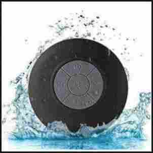 Mini Speaker Bluetooth & Waterproof & Mains libres kado4me