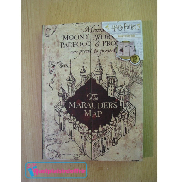 Carnet de notes HARRY POTTER