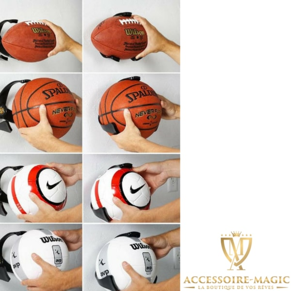 Accroche ballon magic
