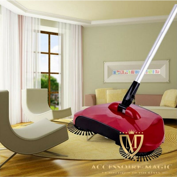 Aspirateur balai magic