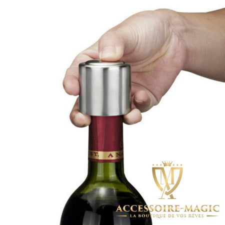 Bouchon de vin magic