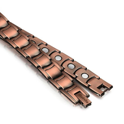 Bio Full Magnetic Copper Bracelet - Men - JOE Magnetic Bracelet