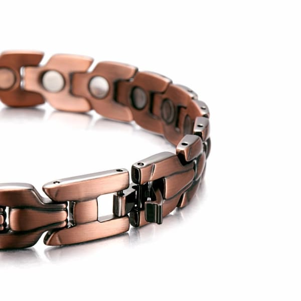 Bio Full Magnetic Copper Bracelet - Women - SISSI