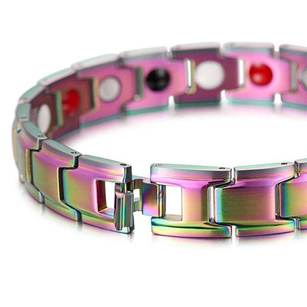 Bracelet 3001 multicolored - Men / Bio Magnetic Balance 4® magnetic jewerly