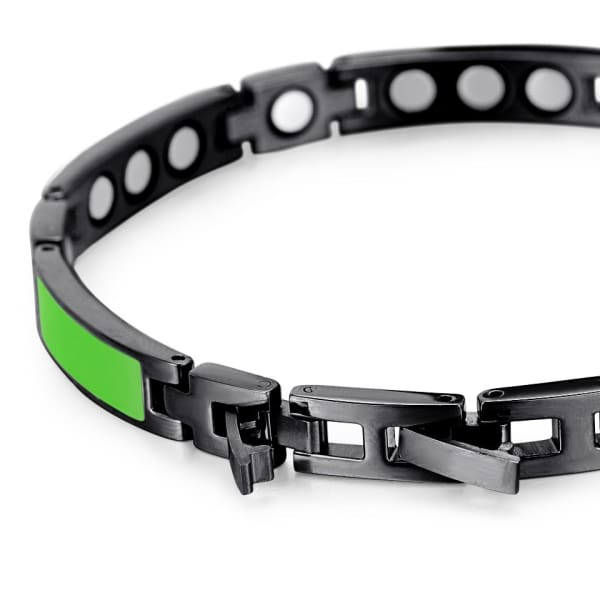 Bracelet - 414 Green - Women / Bio Full Magnetic Balance