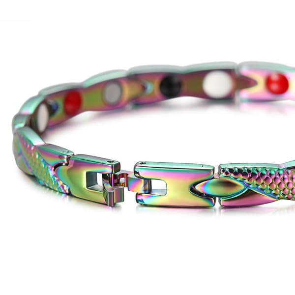 Bracelet 501 multicolored - Women / Bio Magnetic Balance 4® magnetic jewerly
