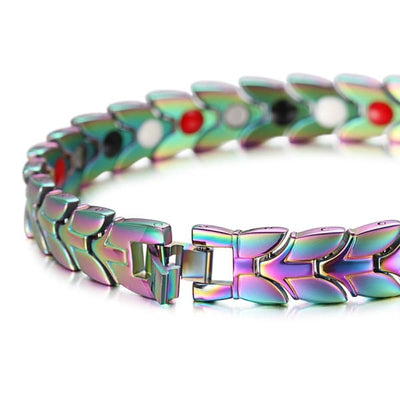 Bracelet 610 multicolored - Women / Bio Magnetic Balance 4® magnetic jewerly