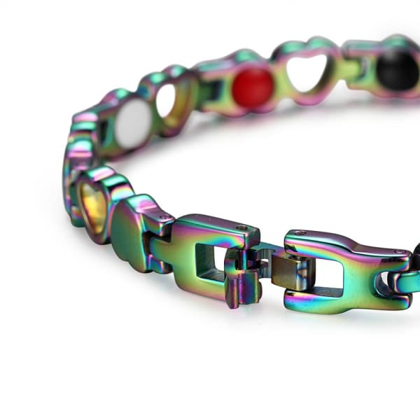 Bracelet - 810 multicolored - Women / Bio Magnetic Balance 4®