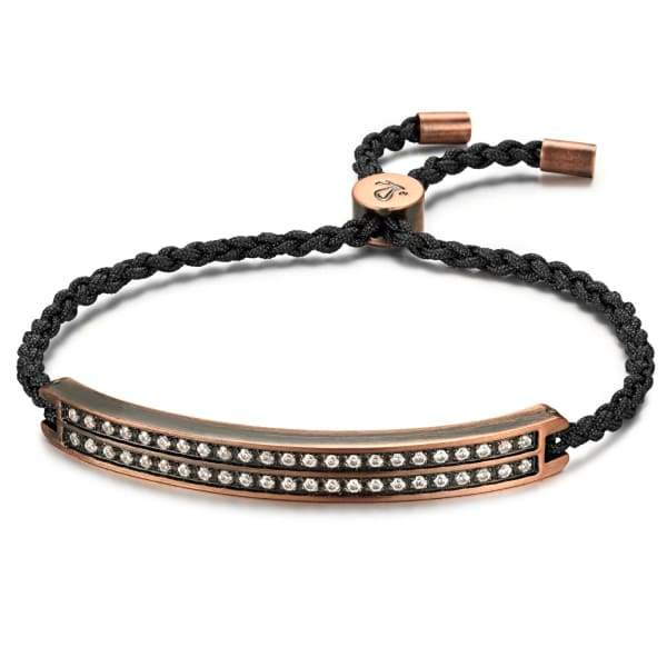 Magnetic Copper Drawstrings - Women - 11110 Black