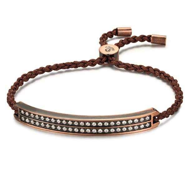 Magnetic Copper Drawstrings - Women - 11110 Brown
