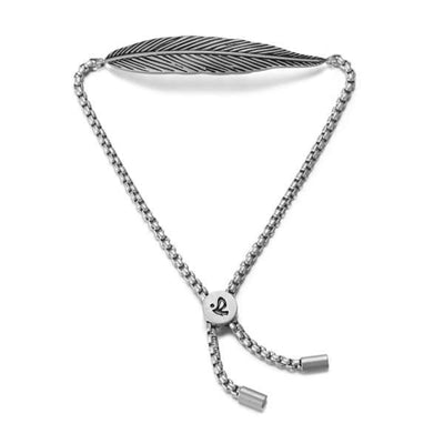 Bio Magnetic Bangle - Women - 13110 Silver Magnetic Bracelet