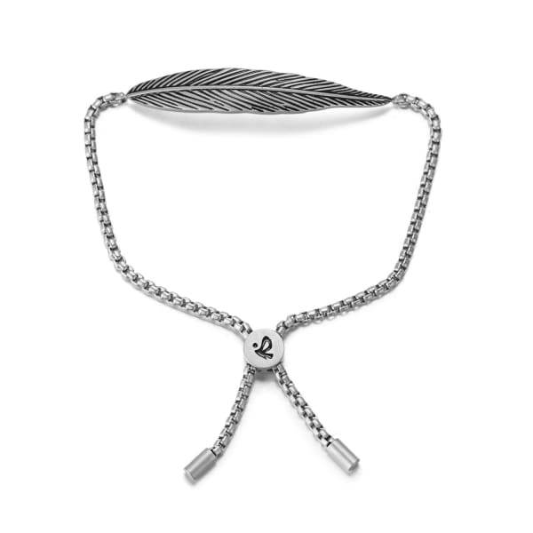 Magnetic Drawstrings - Women - 13110 Silver