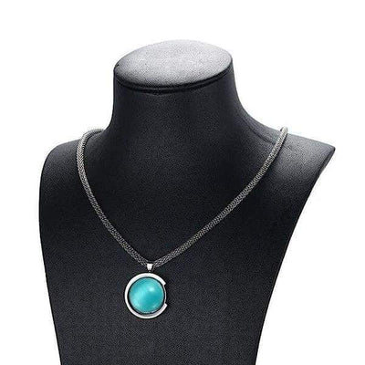 Auryaspower 50710 / Magnetic Necklace / Women 50710 Lagoon Magnetic Necklace