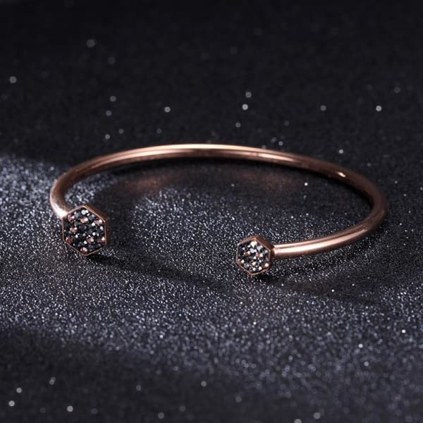 Women's Bangle / Chloe 570 Rose Gold Fashion Jewerly