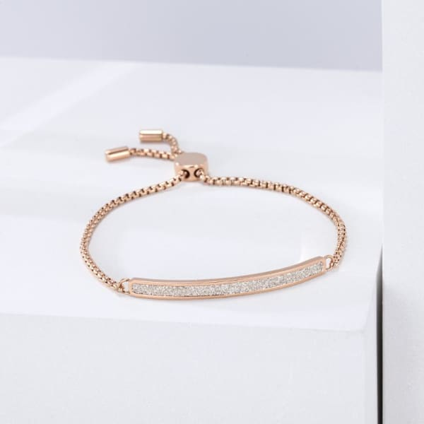 Women's Bracelet / Chloe 330 Rose Gold Fashion Jewerly