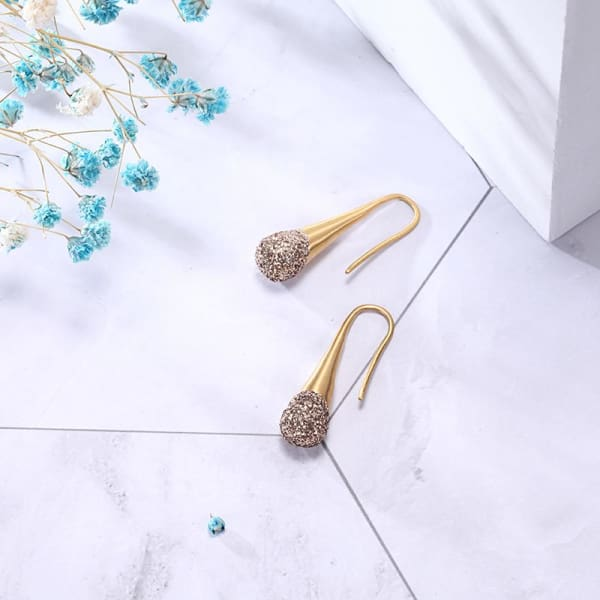 Women's Earrings  / Chloe 220 Gold