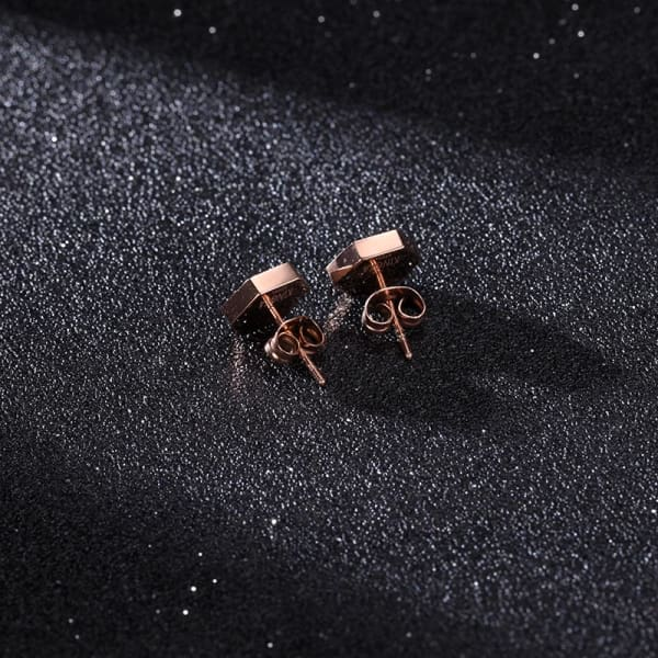 Women's Earrings / Chloe 550 Rose Gold Fashion Jewerly