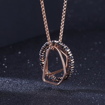 Women's Pendant / Chloe 570 Rose Gold Fashion Jewerly