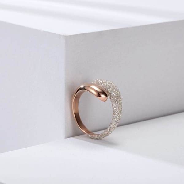 Women's Ring / Chloe 330 Rose Gold 6 (diam:16.5) Fashion Jewerly