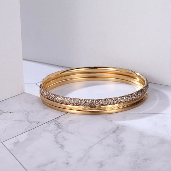 Women's Set Bracelet  / Chloe 220 Gold