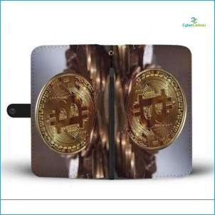COQUE GSM BITCOIN MONEY GOLD CyberCadeau