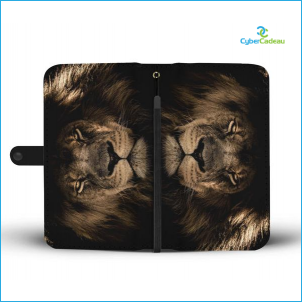 COQUE BLACK LION CyberCadeau