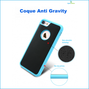 COQUE IPHONE ET SAMSUNG ANTI GRAVITY CyberCadeau