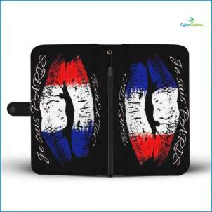 COQUE GSM ANTI PIRATAGE CB DRAPEAU FRANCE CyberCadeau