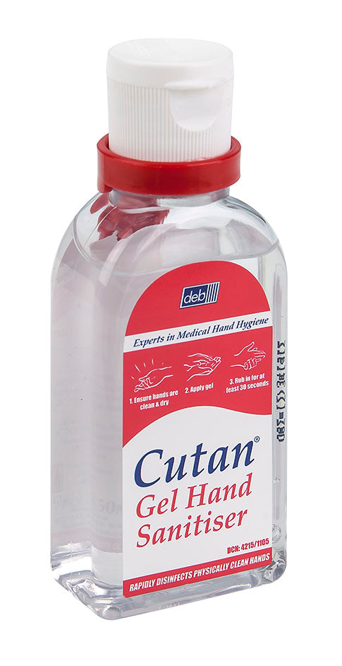 Cutan Clip On Hand Sanitiser