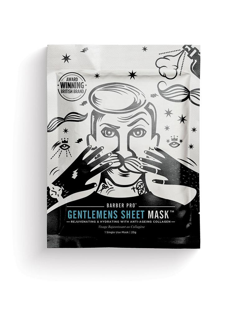 Barber Pro Gentlemen's Sheet Mask (1)