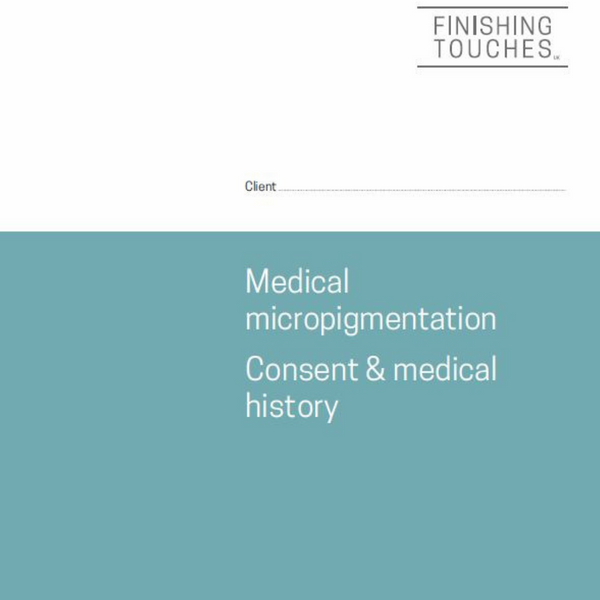 Medical History & Consent Forms - Medical