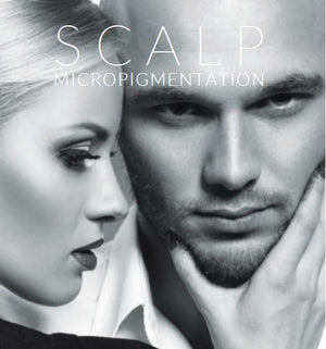 Scalp Micropigmentation Square leaflet (100)